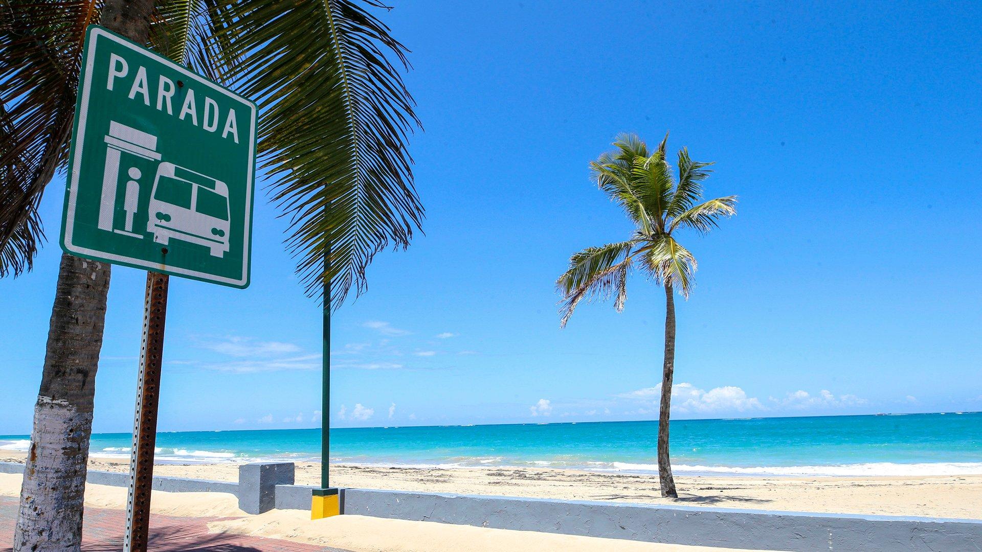 Desértica realidad en las playas de Condado y Ocean Park