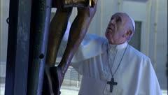 Histórica bendición del papa Francisco por el COVID-19