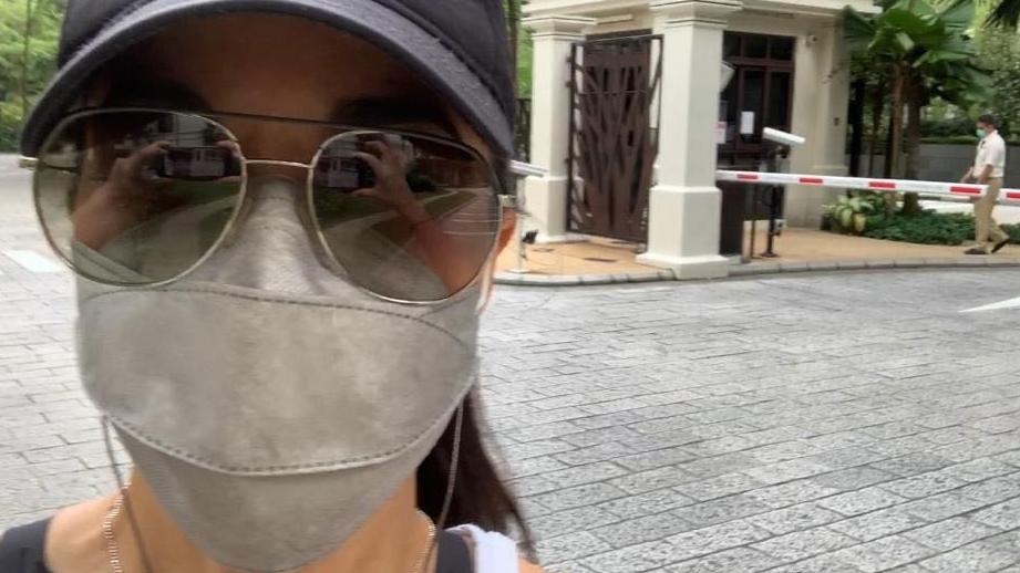 Boricua en Singapur protege a su familia durante la crisis del COVID-19