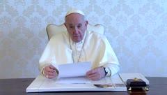 """El papa Francisco conserva la """"esperanza de un tiempo mejor"""" tras el coronavirus"""