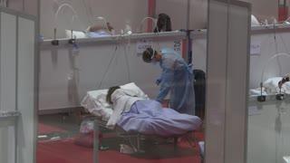 No da tregua las muertes diaria en España por el coronavirus