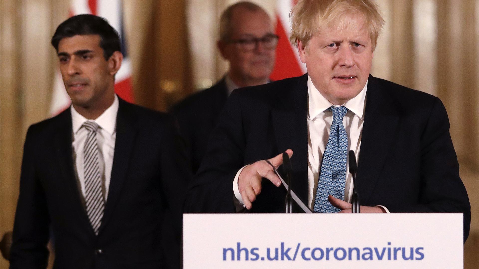 Nueva información sobre la salud de Boris Johnson