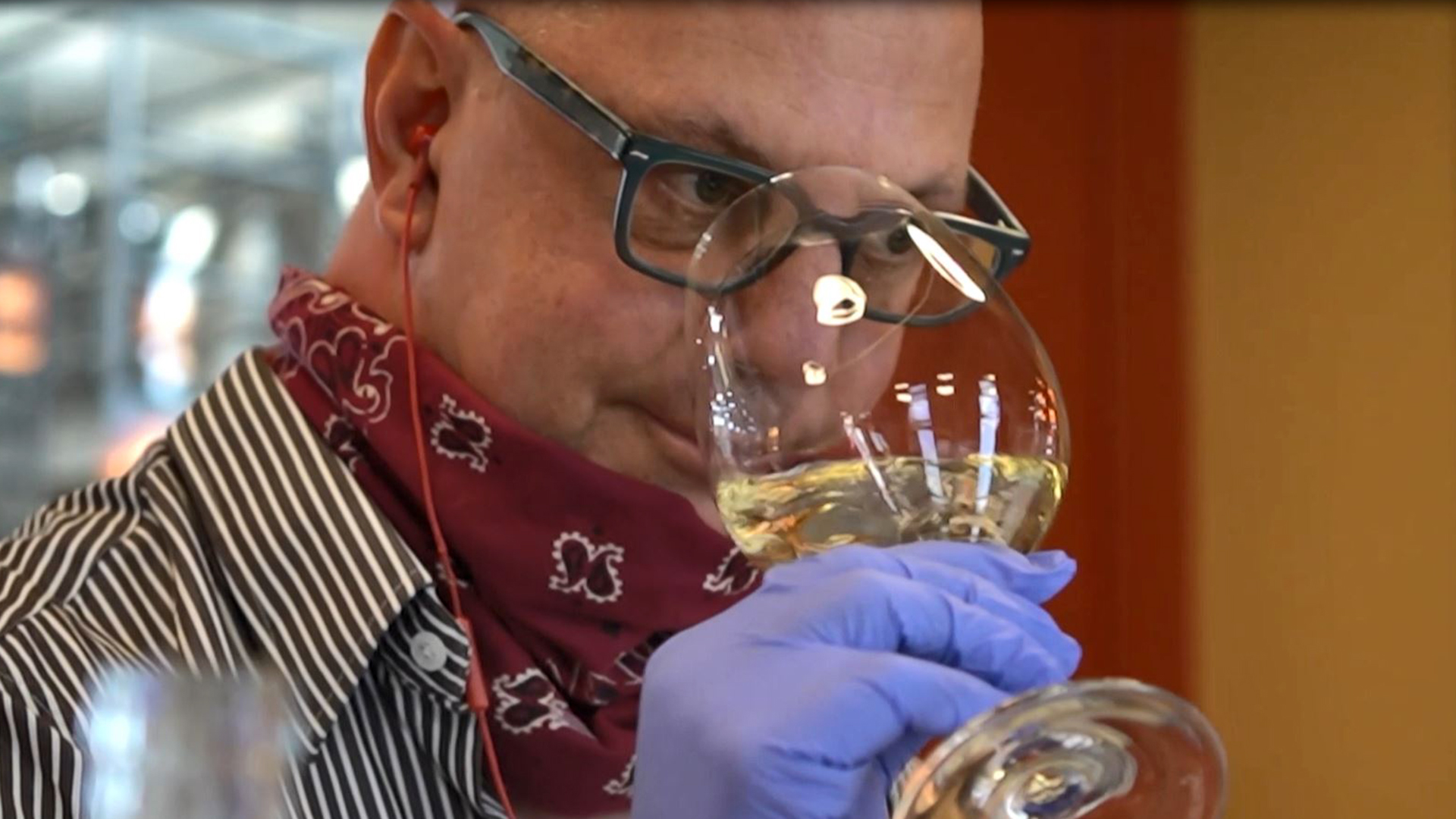 Catan vinos desde el encierro del COVID-19