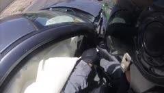 Dramática persecución de la Policía en Cupey