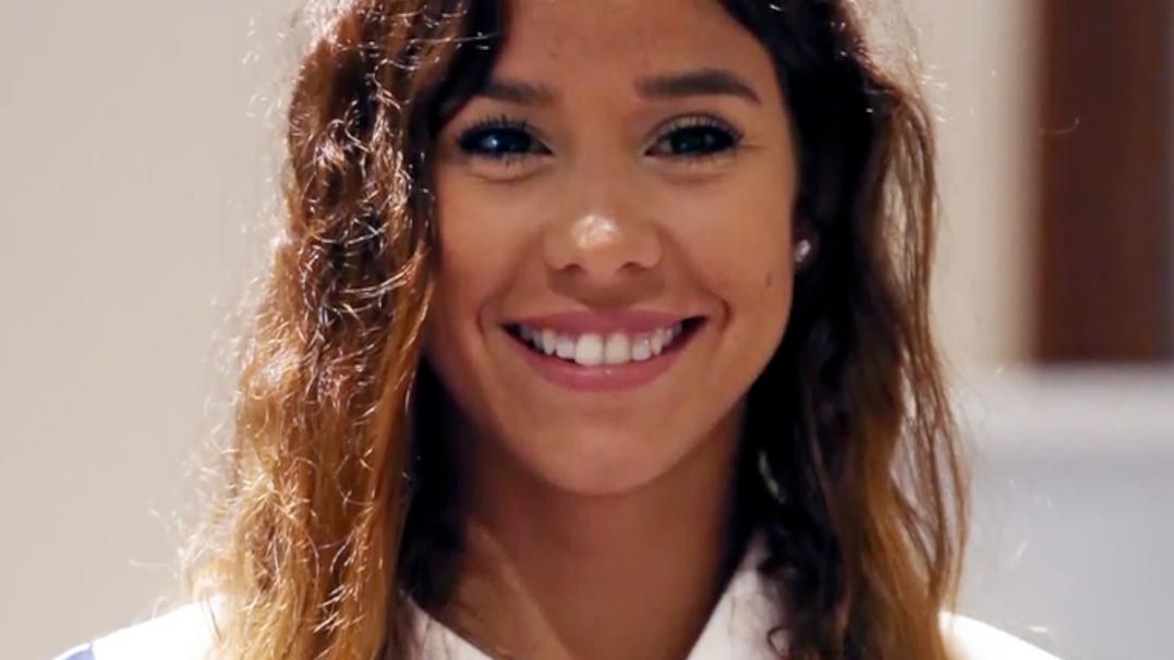 Voleibolista Natalia Valentín controla su ansiedad en la cuarentena
