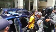 Defienden al activista Giovanni Roberto tras su polémico arresto