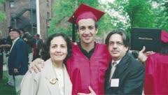 Los recuerdos de la graduación de Lin-Manuel Miranda