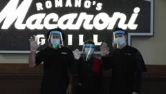 Listos para reabrir Chili's, Romano's Macaroni y P.F. Chang's
