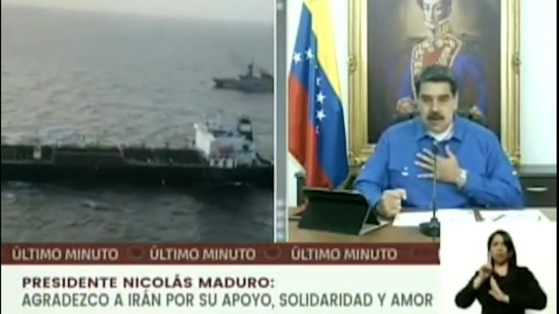 ¿Y ahora qué dijo Nicolás Maduro? Aquí el vídeo