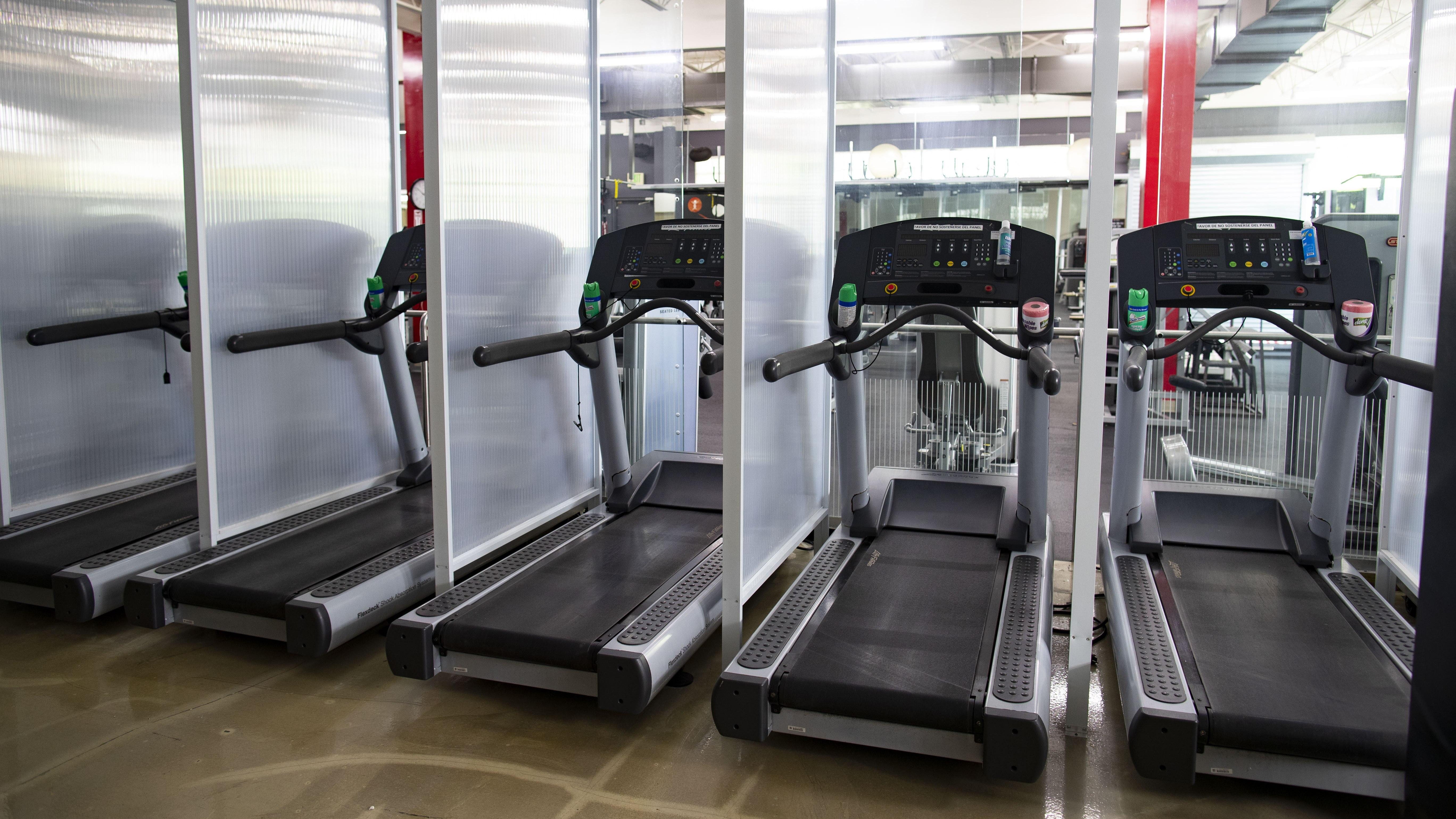 Metamorfosis de un gym boricua en la pandemia