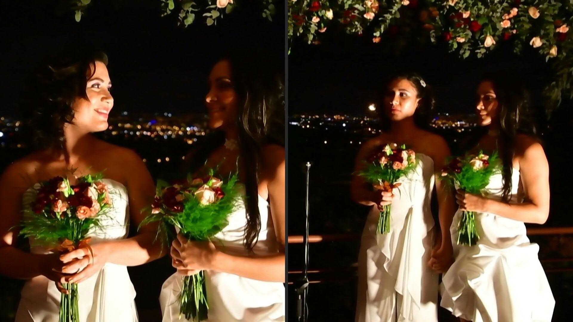 Así fue la primera boda gay en Centroamérica
