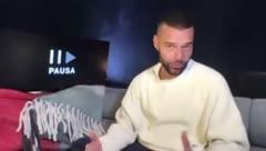 """Ricky Martin se confiesa: """"Esto es parte de mi duelo"""""""