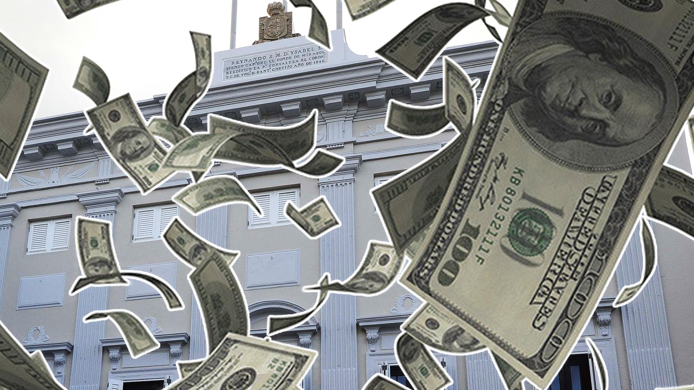 Carrera a la gobernación: ¿quién tiene más dinero?