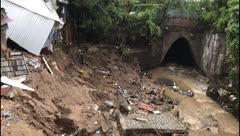 Destrucción y muerte en Centroamérica tras el paso de la tormenta Amanda
