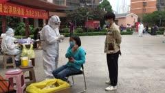 Wuhan revela resultados de masivo operativo de COVID-19