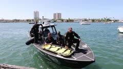 Así respondieron a la tragedia aérea en la bahía de San Juan