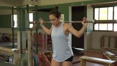 Atletas de alto rendimiento retoman sus entrenamientos en el Albergue Olímpico