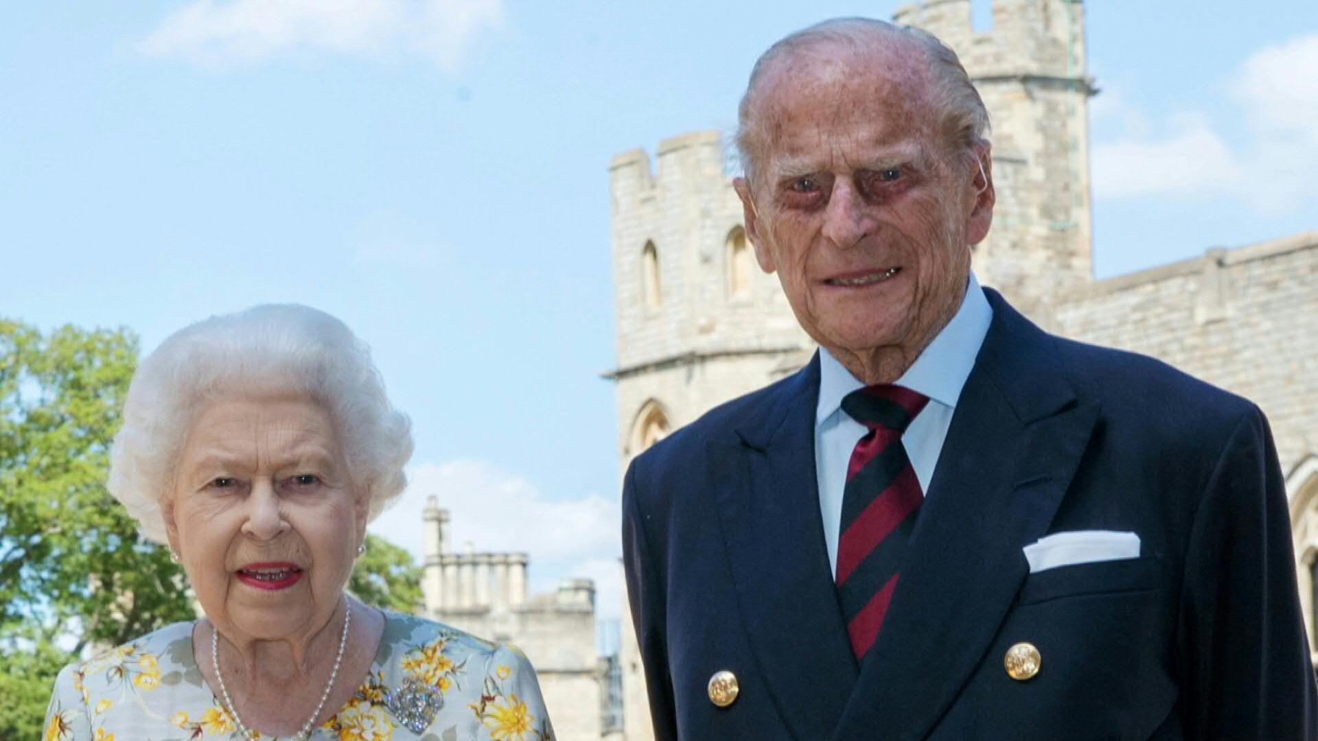 Cumple 99 años el esposo de la reina Elizabeth II