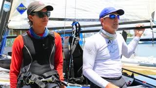 "Quique Figueroa vuelve al mar ""como nene chiquito"""