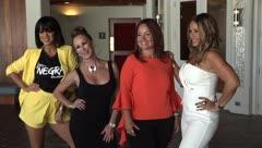 """Sonya Cortés y sus amigas: """"¡Vamos a romper esquemas!'"""