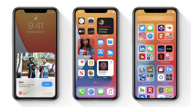 6 cosas nuevas del iOS 14, el nuevo sistema de iPhone