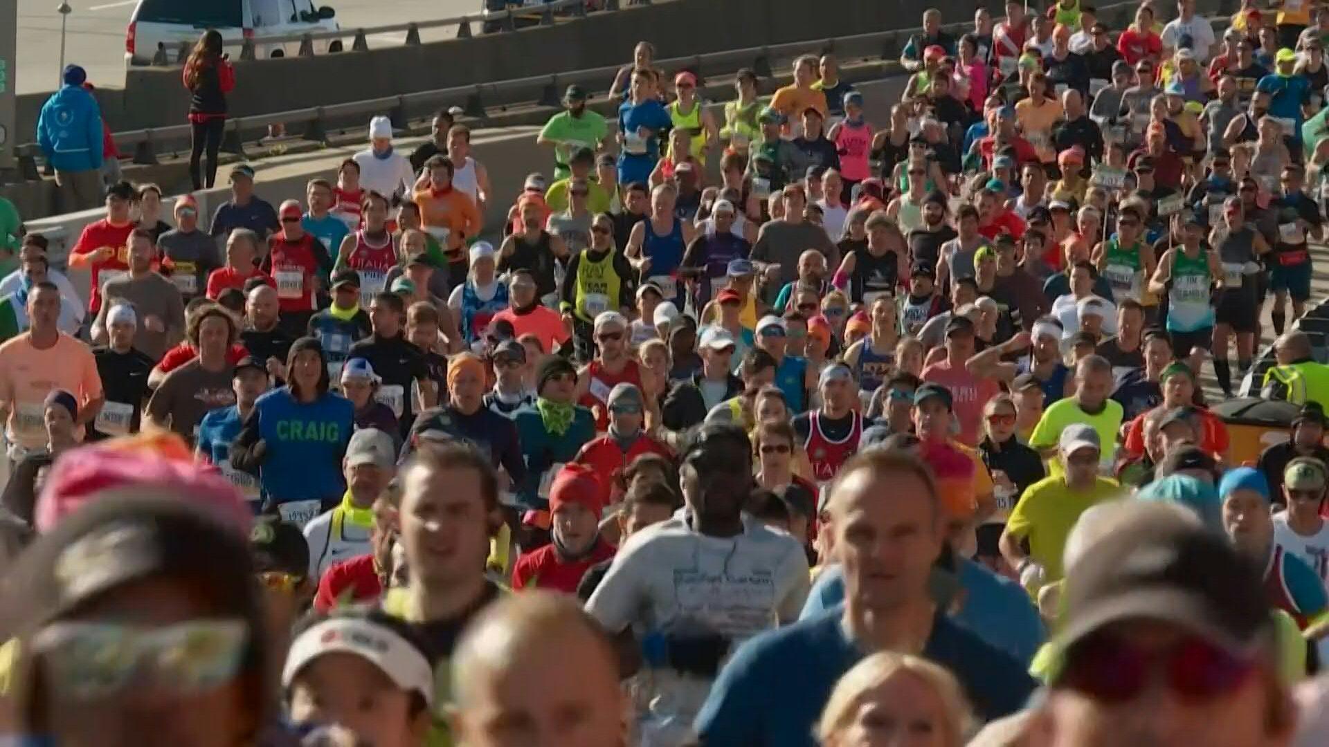 Detalles sobre la cancelación del Maratón de Nueva York