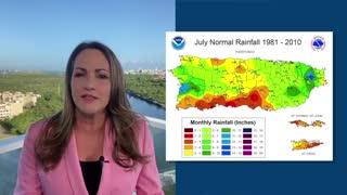 Deborah Martorell: condiciones del tiempo variables para hoy
