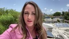 Deborah Martorell: se acerca otra onda tropical