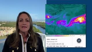 Deborah Martorell: viene lluvia pero no será suficiente para detener el racionamiento