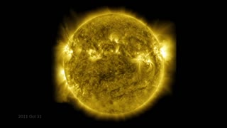 NASA: vídeo revela cómo el Sol cambió en una década