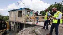 Huracán María: esperaron tres años para reconstruir su casa