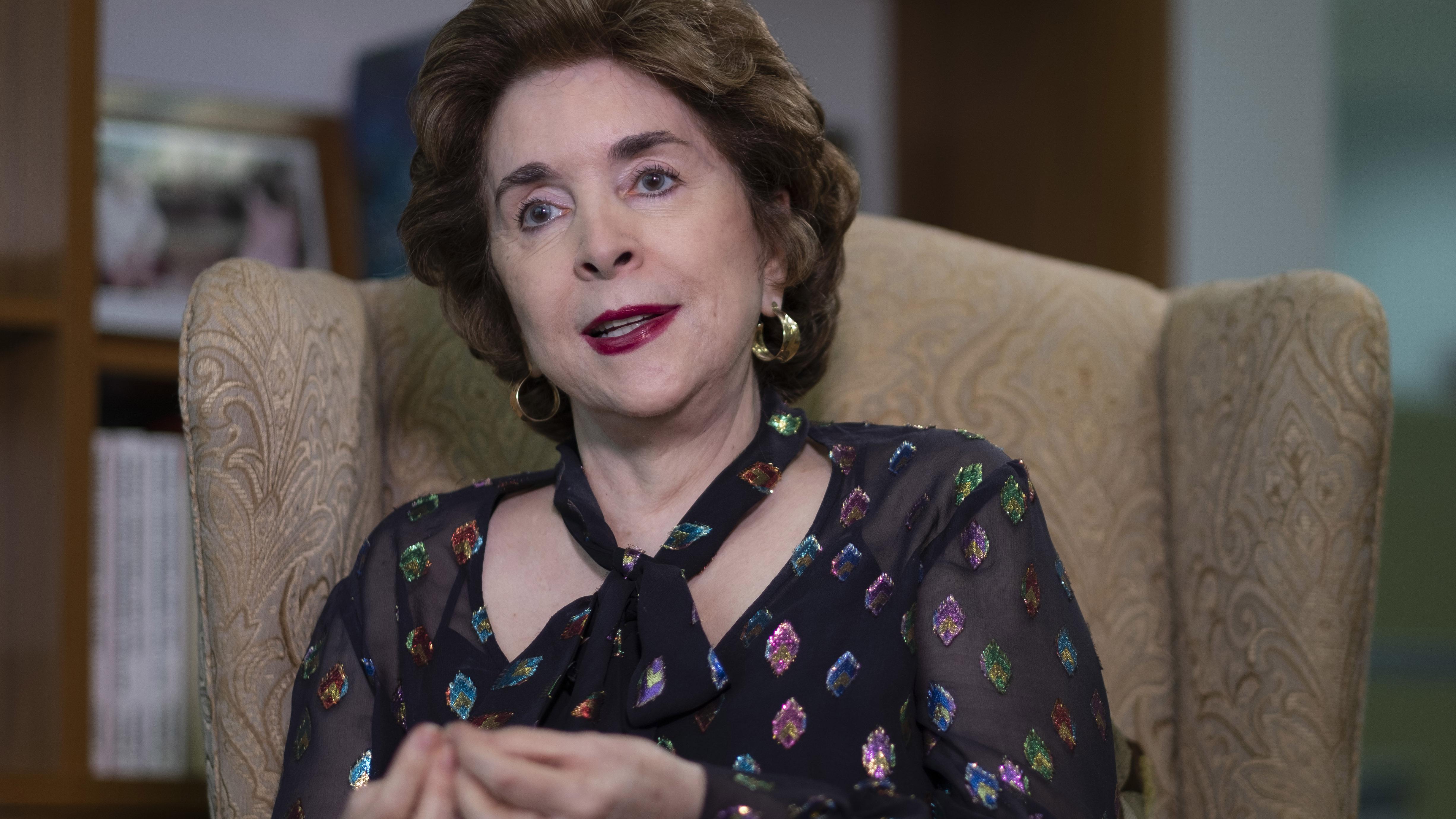 Sila Calderón: cursos para pymes en la pandemia