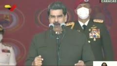 """Maduro pide investigación penal por """"robo"""" de oro venezolano"""