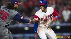El juego de Puerto Rico vs. Estados Unidos en fotos