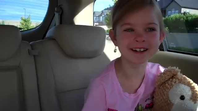 Chloe y su viaje a Disney
