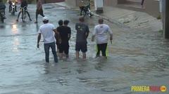 María causa daños en Dominicana