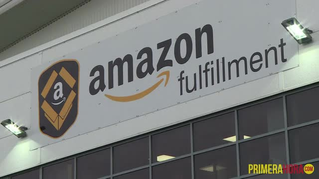 Amazon con un valor de un billón de dólares