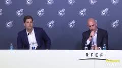 Nuevo entrenador para la selección española de fútbol