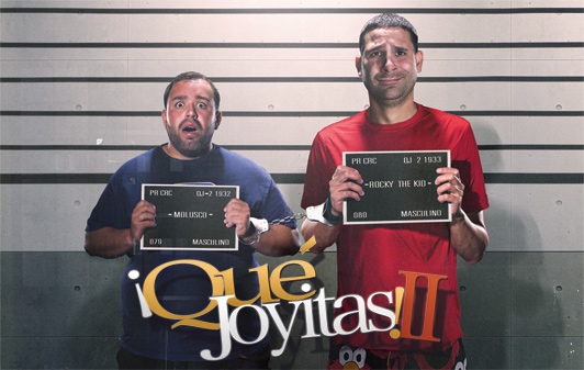 Qué Joyitas II