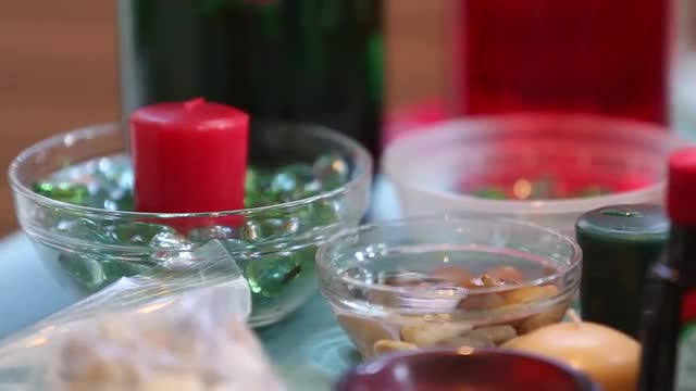 Decoraciones navide as f ciles de hacer con cosas que - Cosas navidenas para hacer en casa faciles ...