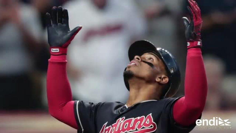 ¿Francisco Lindor será la nueva cara de Cleveland?