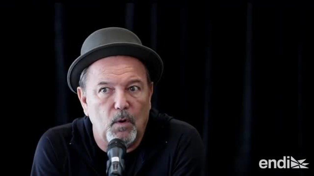 """Rubén Blades: """"El asunto del status de Puerto Rico se tiene que aclarar"""""""