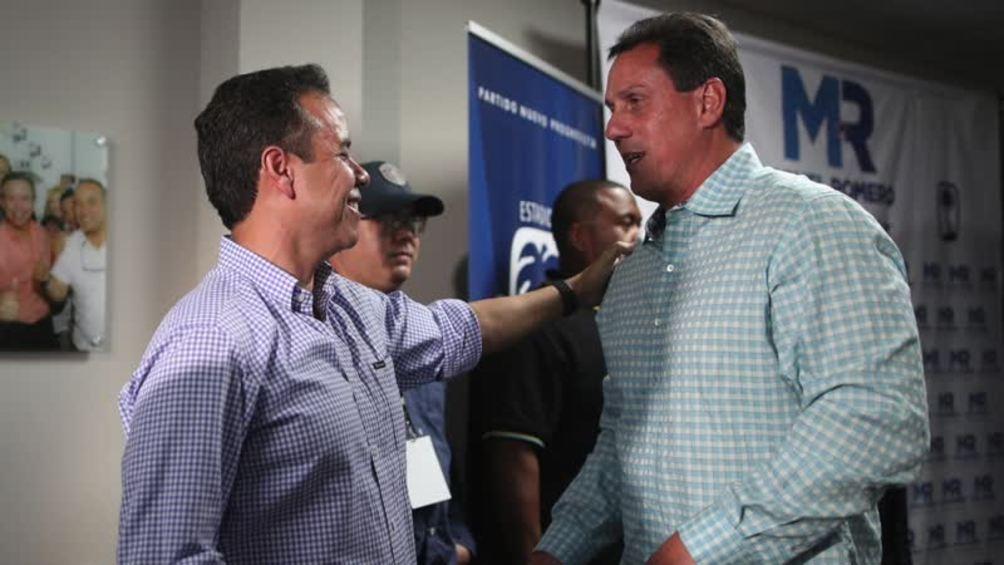 Héctor Martínez y William Villafañe hablan luego de obtener escaños senatoriales