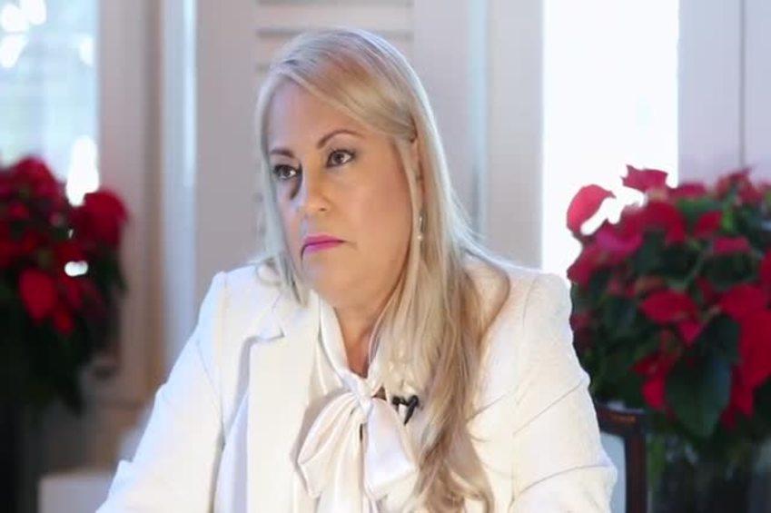 """Wanda Vázquez: """"Vamos a tener un 2020 bastante complejo"""" en Puerto Rico"""