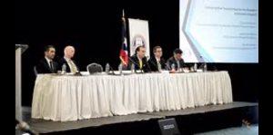 Jenniffer González presenta medidas de desarrollo a la Junta