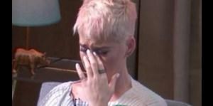 Katy Perry se desahoga y habla sus intimidades