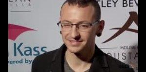 Imágenes del cantante de Linkin Park