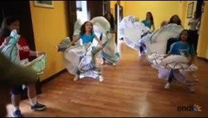 Movimientos divertidos y rítmicos para la sanación