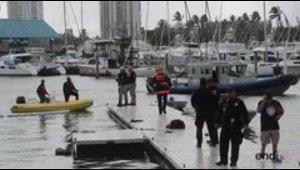 Rescatan a tripulantes que viajaban en avioneta accidentada