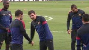El Barcelona renueva a Messi hasta 2021